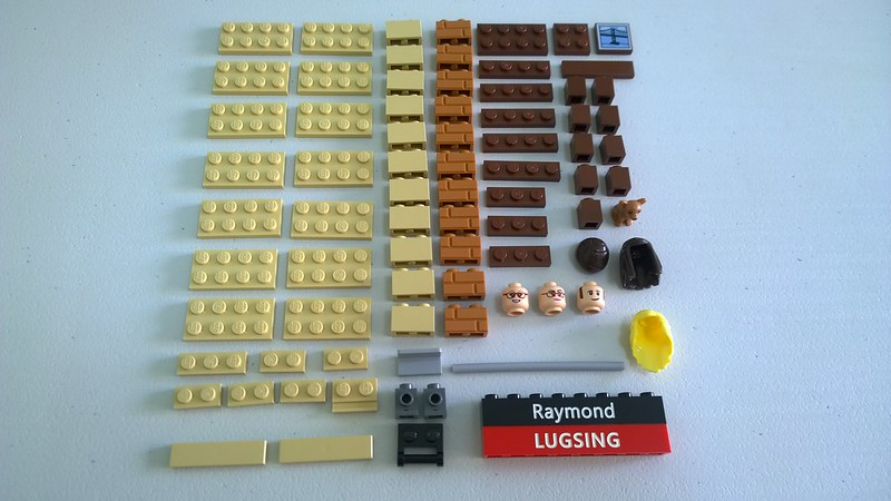 Review : #010 LEGO IDEAS - 21302 The Big Bang Theory 19633847975_553735807c_c