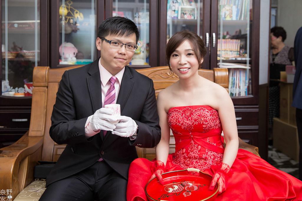 婚禮紀錄-高雄-展誠&鳳綿-文定午宴 X 吉喜海鮮餐廳 (27)