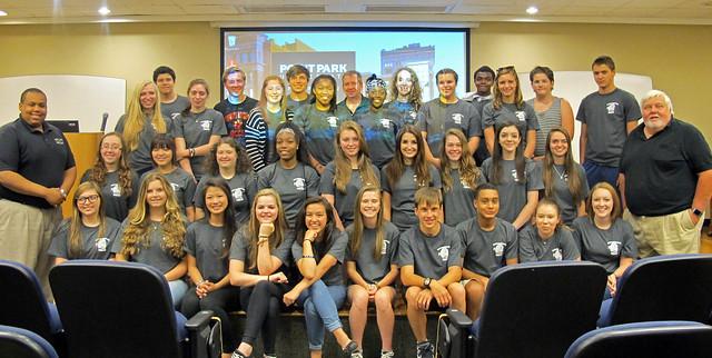 CSI 2015 High School Summer Camp