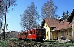- Tschechien + Slowakei  Dieseltriebzüge  M120 417  bis