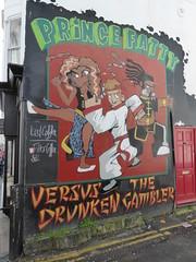 Brighton graffiti