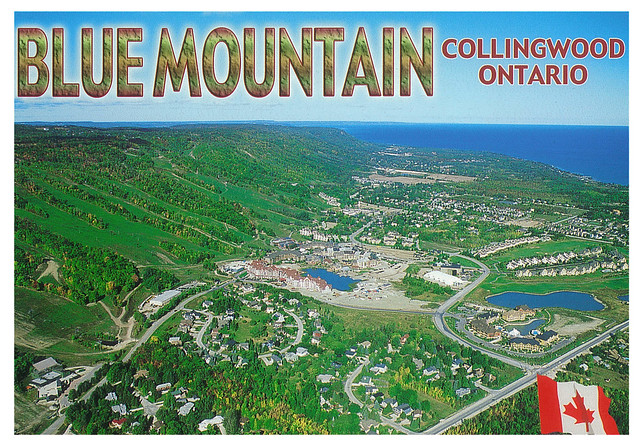 Ontario - Collingwood - Blue Mountain