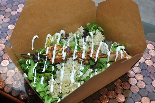 Luna Thai Chicken Salad