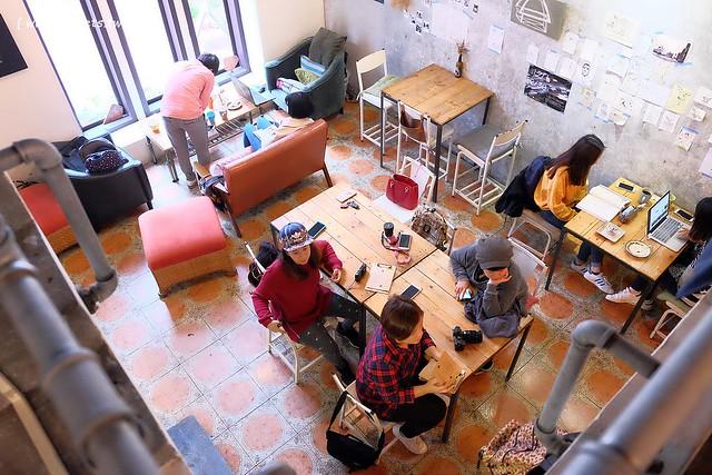 31645314100 5b767be6b2 z - 日安小砌。手作食堂:隱身在東海商圈巷弄間的咖啡館,老屋改造蛻變成很有溫度的空間,就在東海雞爪凍斜對面