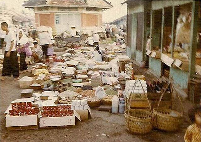 Long An 1970 - Chợ Cần Đước