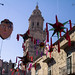 Celebrando la navidad en Morelia