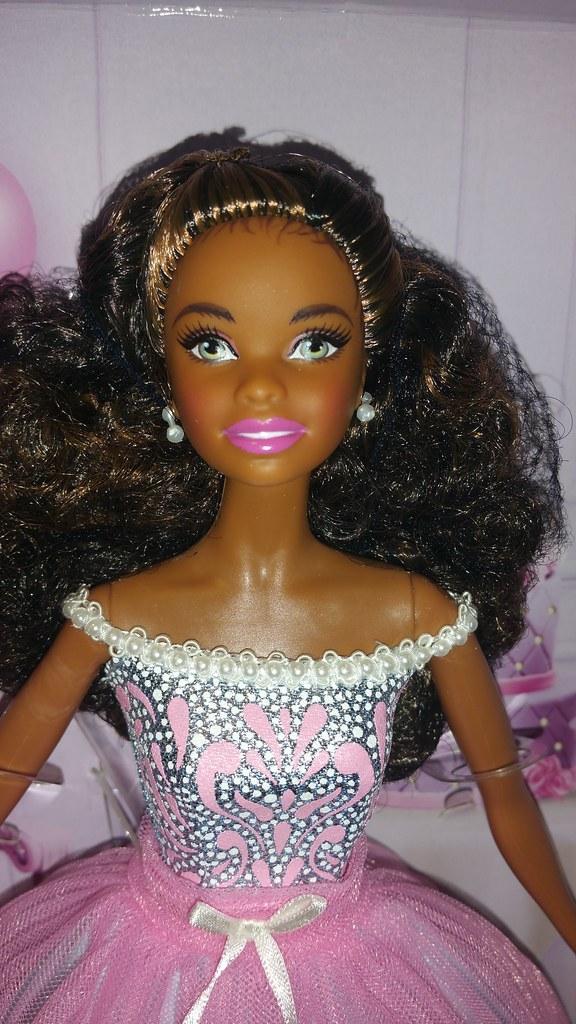 Barbie Birthday Wishes 2017