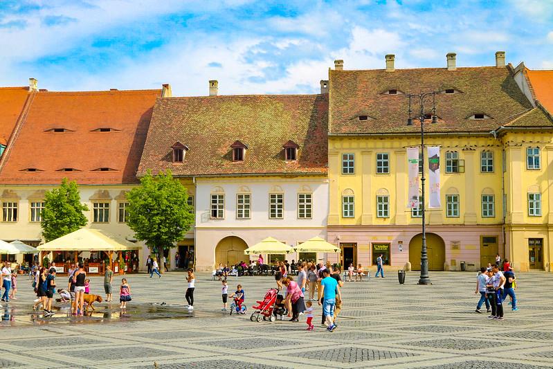 Sibiu Romania The City Where Houses Have Eyes Adventurous Miriam