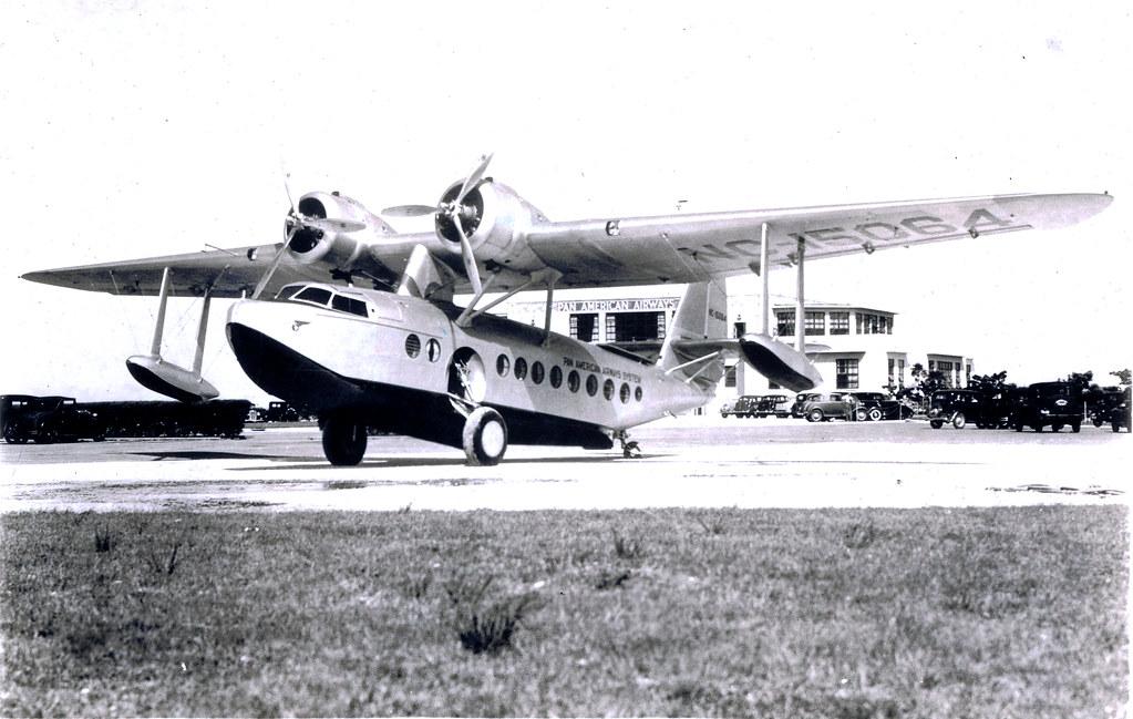 No Rotors_Sikorsky S43_Circa 1935