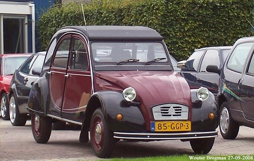 Citroën 2CV Charleston 1988