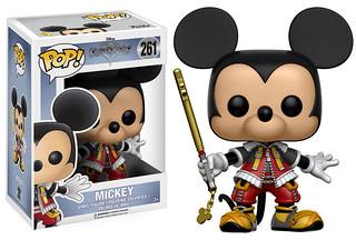 FUNKO POP! DISNEY 系列【王國之心】Kingdom Hearts 滿滿大平台的遊戲角色登場!!
