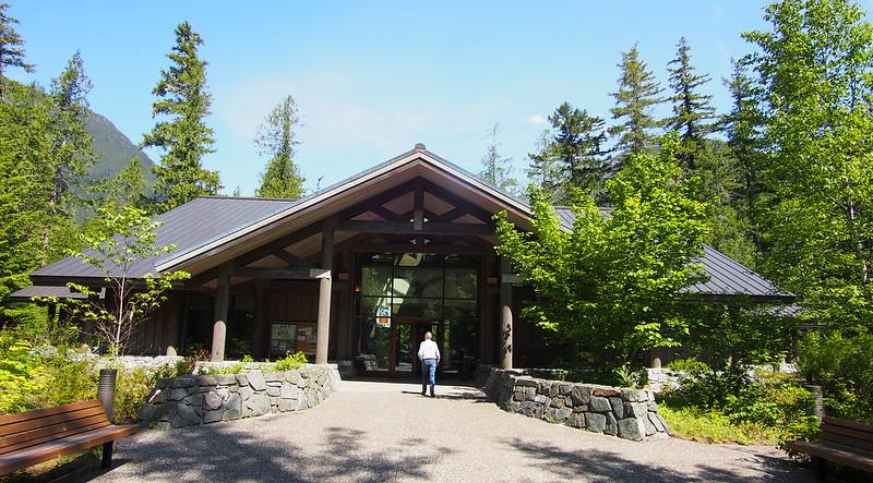 North Cascades National Park Visitor Center: OLYMPUS DIGITAL CAMERA