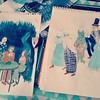 ✏ #illustration #painting