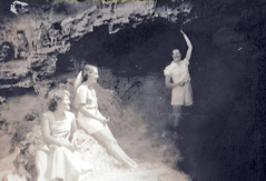 Cave at Queenscliff 1950