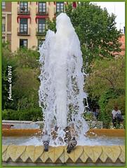 Plaza Olavide Madrid