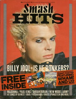 Smash Hits, August 14, 1985