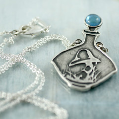 Alice Bottle Pendant in Silvcopper_band_rune_viking_arthur10_nanfaner