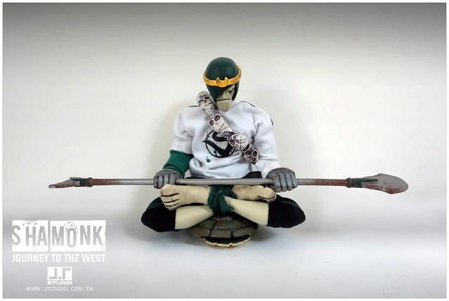 J.T Studio 西遊記系列【沙悟淨】第二彈 The Sha Monk