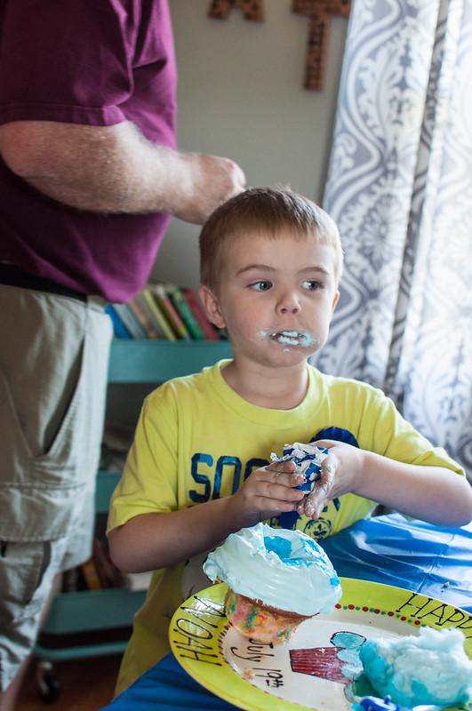 Noah's 5th Birthday