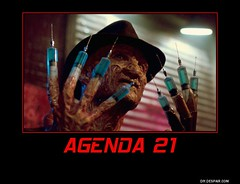 Agenda 21 (meme example)