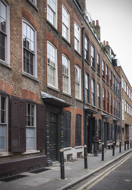 London Street,  Spitalfields - Shoreditch