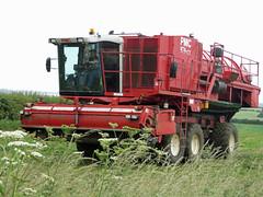 PMC 979CT Pea Harvester