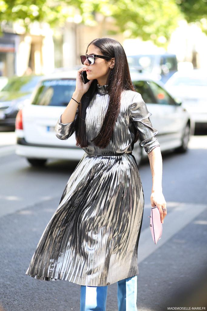 Gilda Ambrosio at Paris Fashion Week Menswear