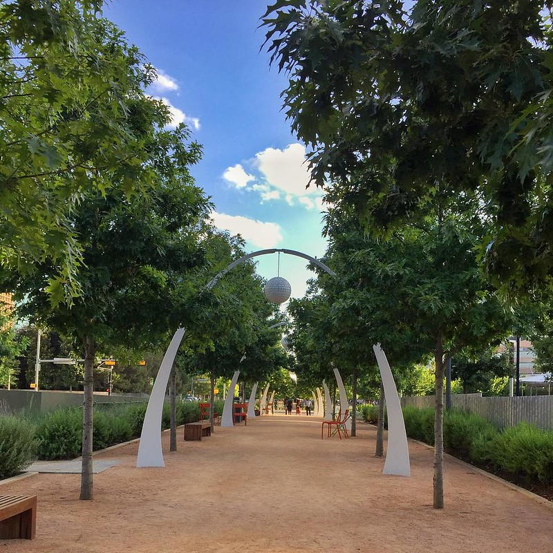 Pretty park!