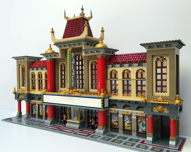 Grand Palace Theater - angled view