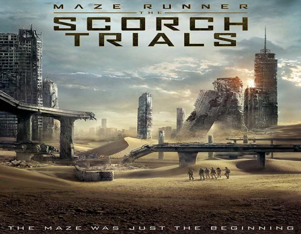 Maze Runner The Scorch Trials 2015 Poster Hd Wallpaper Stylish Hd