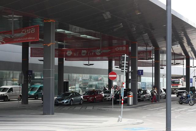 [205/365] Der neue Hauptbahnhof (in Teilbetrieb) II | Wien Hbf