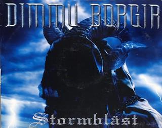 """DIMMU BORGIR Stormblåst STORMBLAST STORMBLOWN 12"""" LP VINYL"""