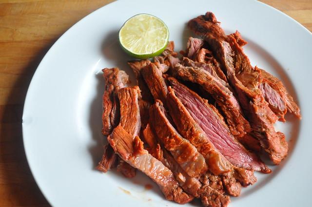 Traditional Carne Asada