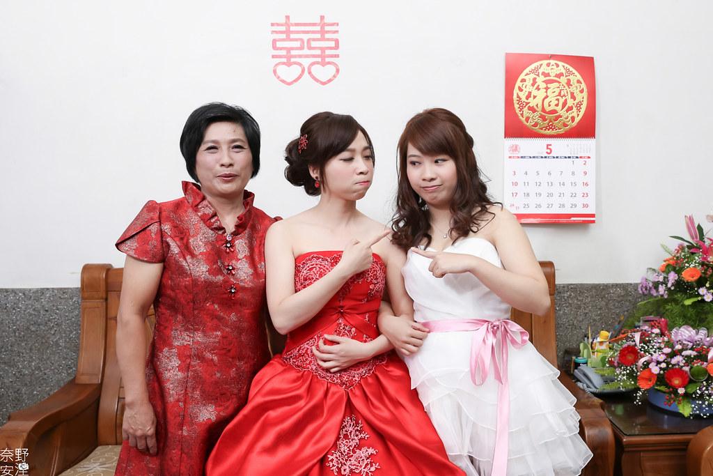 婚禮紀錄-高雄-展誠&鳳綿-文定午宴 X 吉喜海鮮餐廳 (6)