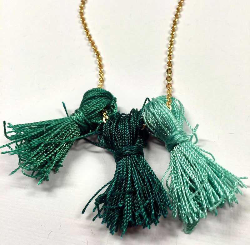 HR Tassel Necklace 3