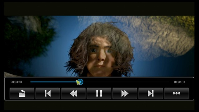 大螢幕追劇神器!手掌大的智慧電視 BenQ 四核心影音智慧電視棒 JD-150 @3C 達人廖阿輝