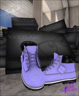":hf: ""Kick'n Ass"" Boots // #fxckcancer"