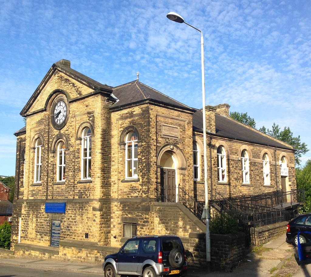 Lower Wortley Methodist Church