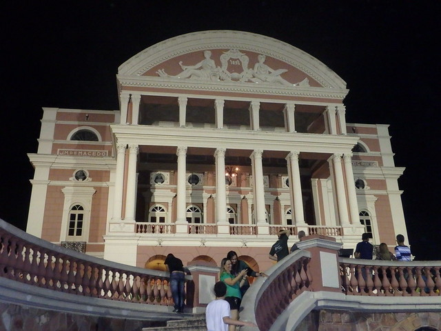 The Opera House, Manaus, Brazil
