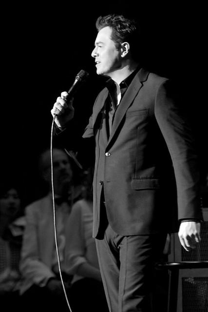 Seth MacFarlane with the Baltimore Symphony