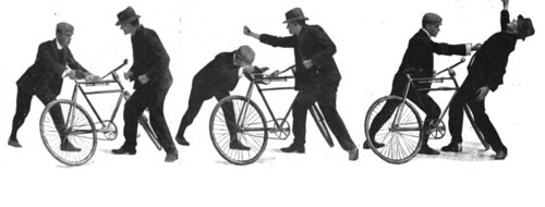 Bicycle Self Defense 1901