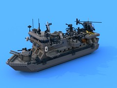 LEGO Ship of the special forces