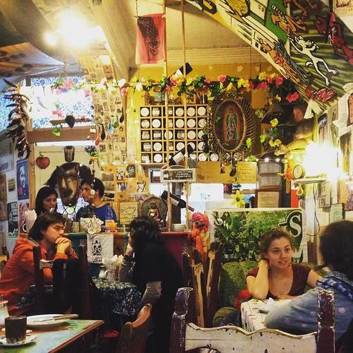 Color Café #valparaíso #chile ☕️