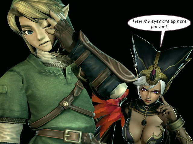 Hyrule Warriors Player Models Made Available For Garry's Mod