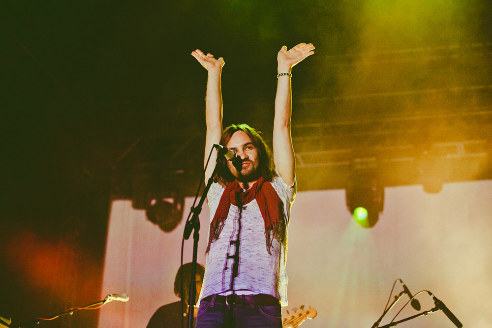 Tame Impala @ Hollywood Forever, LA 07/08/10