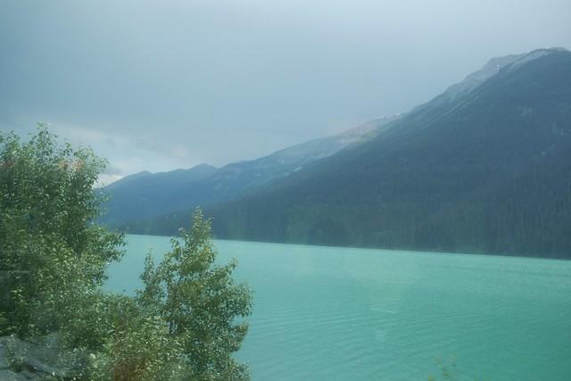 月, 2015-07-20 16:30 - The Canadian Vancouver-Jasper