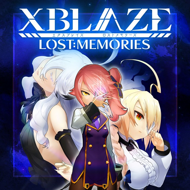 XBlaze Lost Memories