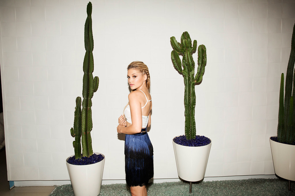 Оливия Холт — Фотосессия для «Olivia - EP» 2015 – 10