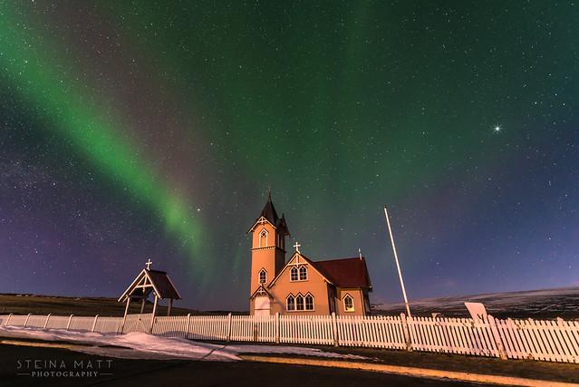 Hjarðarholtskirkja