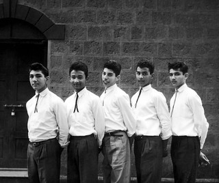 Freddie Mercury nei The Hectics - circa 1958